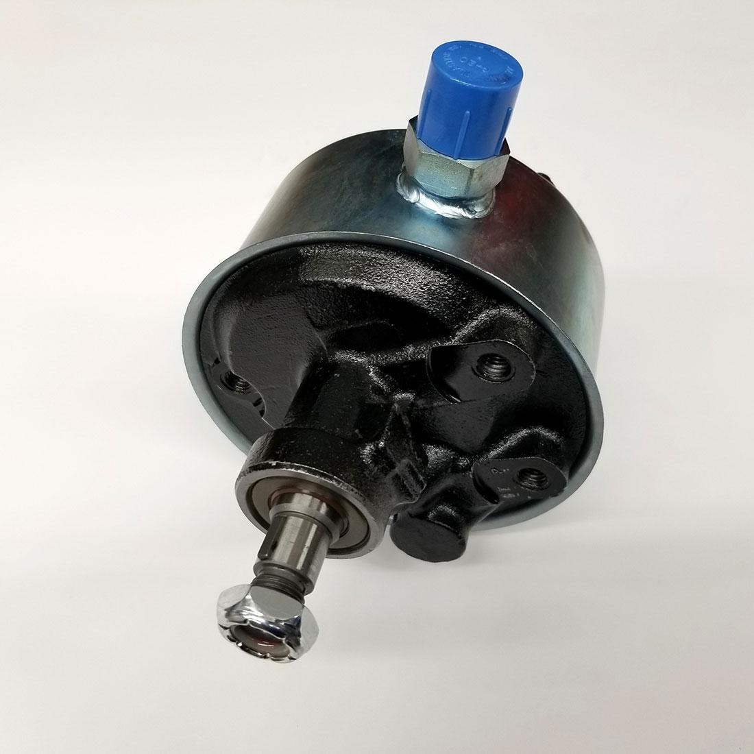 Saginaw Power Steering Pump >> Power Steering Pump External Reservoir Saginaw