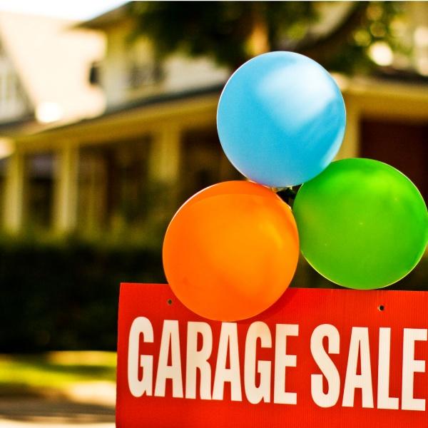BAC Garage Sale